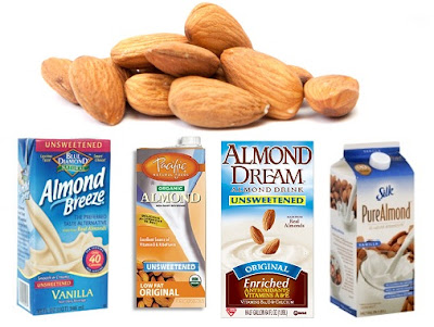 Almond milk brands: What to compare when you buy?