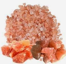 Sal rosa del Himalaya vs sal de mesa común