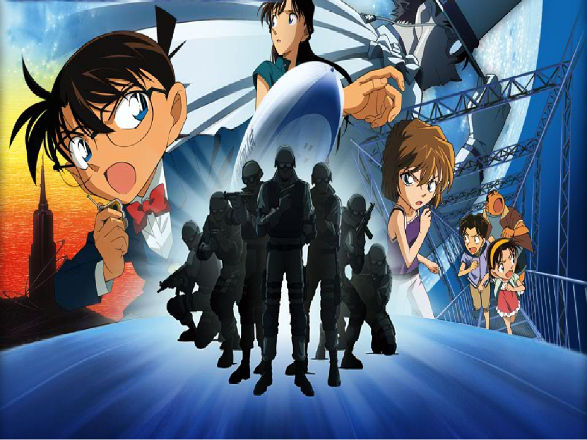 "Nonton atau Download Film ""Detective Conan OVAs"" English Subbed/Dubbed"