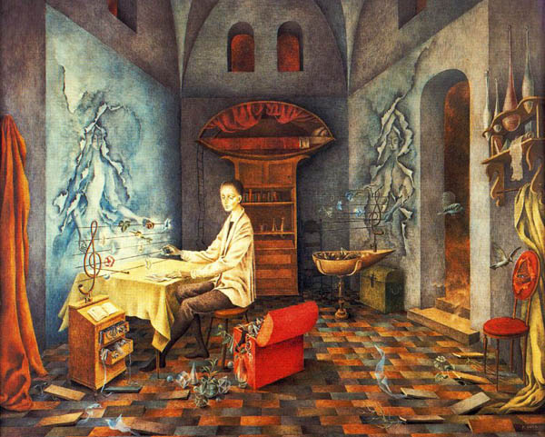 Remedios Varo surrealism painting