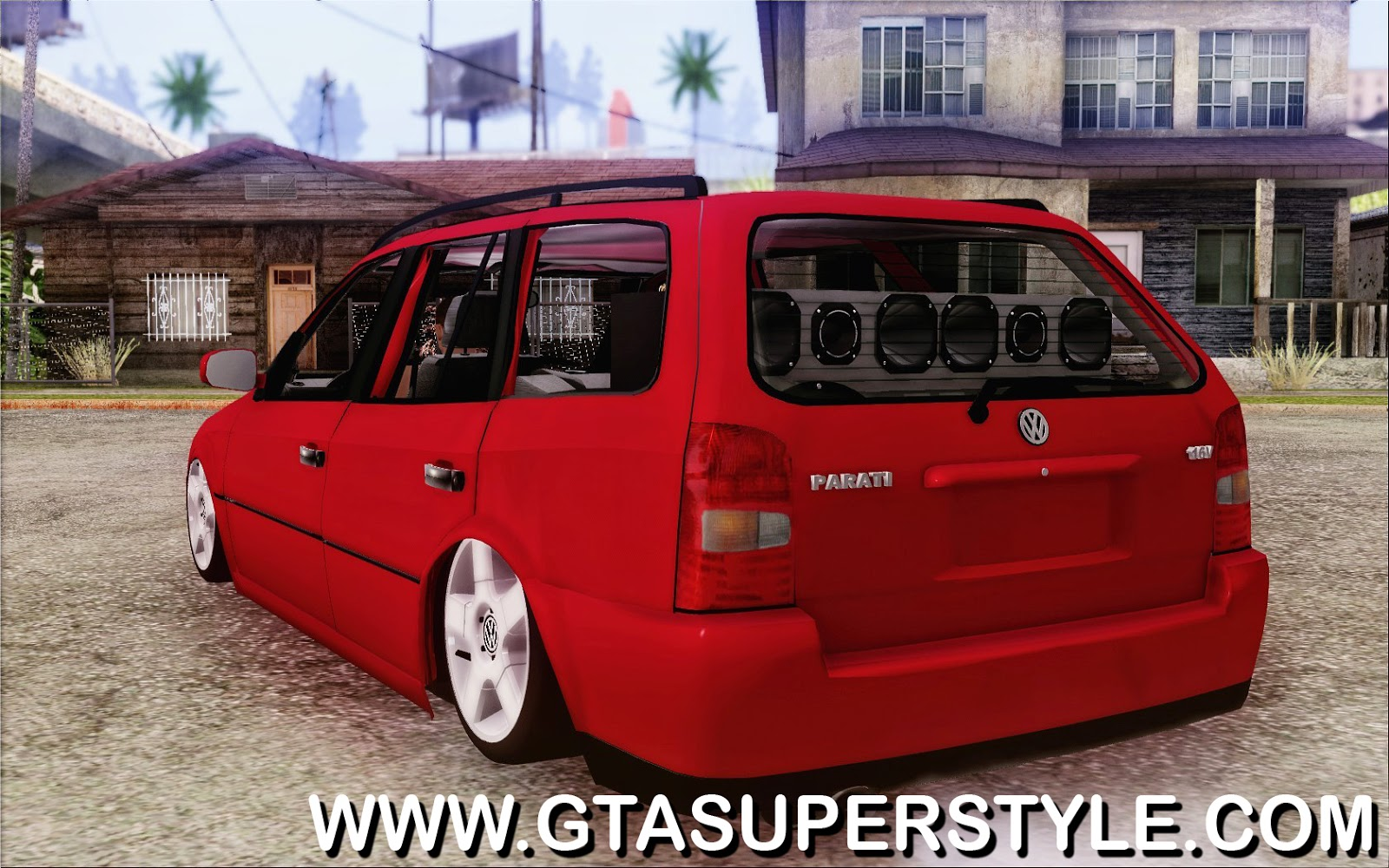 GTA SA - Volkswagen Parati SPS Club