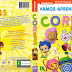 Capa DVD Vamos Aprender As Cores