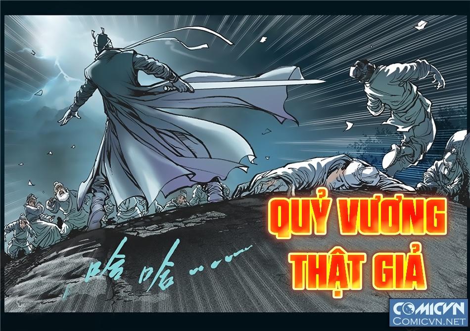 Chung Quỳ Truyền Kỳ Chapter 15 - Hamtruyen.vn