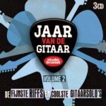 Capa CD Studio Brussel Jaar Van De Gitaar 2 (2013) Baixar Cd MP3