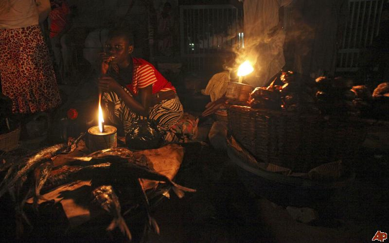 Nigeria signs electricity deals