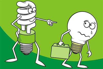 Fluorescent bulb benefits