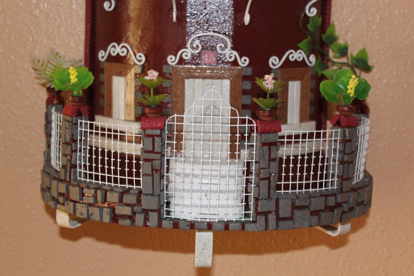 Tejas decoradas hechas a mano - Precio de tejas ...