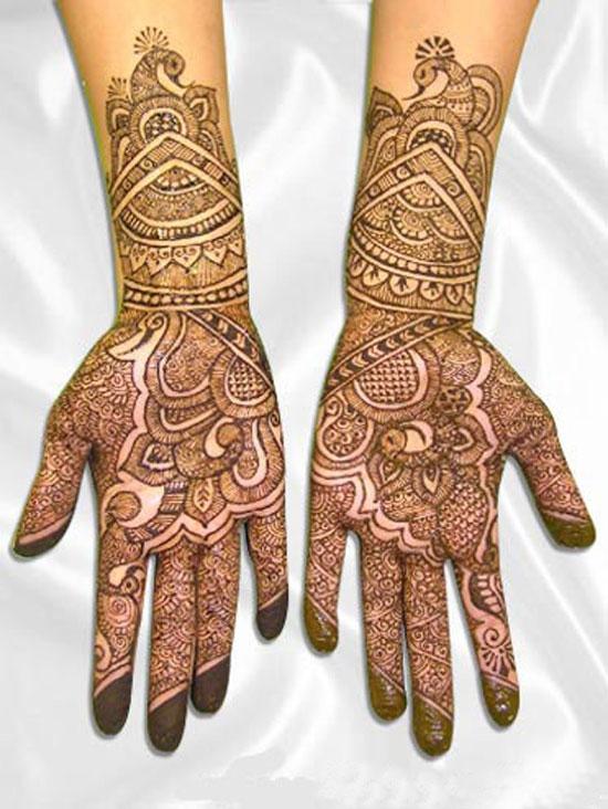 Beautiful Mehndi Hands Pics : Sayumi beautiful mehndi designs for hands