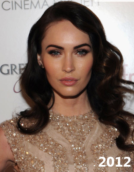 Megan Fox 2012