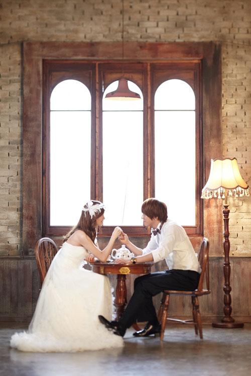 "Foto de boda de ""Sweet Potato Couple"" *-*  20110225_seohyun_yonghwa"