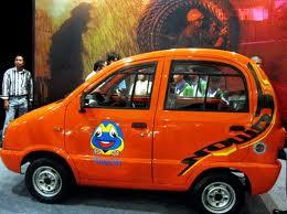 Mobil Tawon Buatan Indonesia