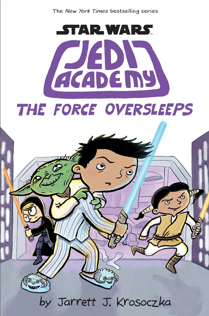 Jedi Academy: The Force Oversleeps