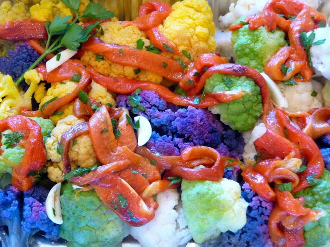 Quattro Cavolfiore Salad