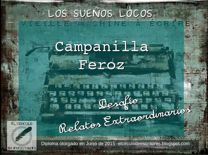 """Diploma Desafío """"Los Sueños Locos"""" - El Círculo De Escritores"""
