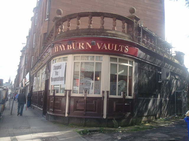 Hayburn Vaults, Glasgow