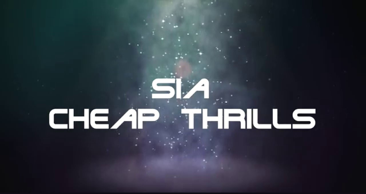 Cheap Thrills Sia Guitar Chords Strumming Pattern This Is Acting