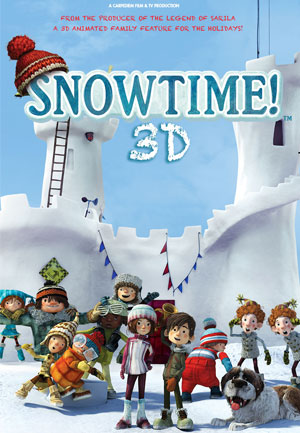 Film Snowtime! 2016 Bioskop