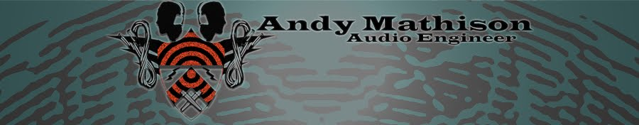 Andy's Studio Blog