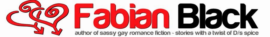 Gay Romance Fiction by Fabian Black