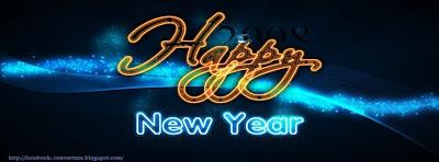 Photo couverture facebook nouvelle année 2014