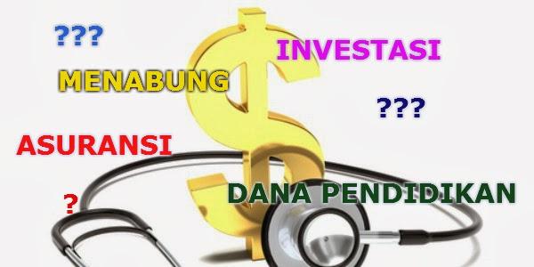 Menabung, Investasi atau Asuransi?