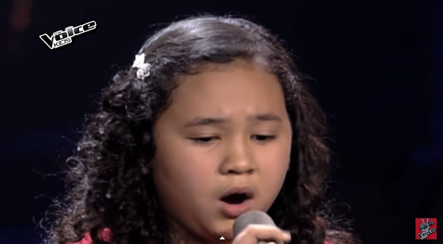 Terese Celo turns 3 chairs on 'The Voice Kids' Philippines