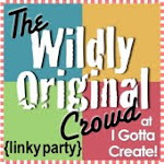 igottacreate The Wildly Original Crowd party button 170 FEATURED
