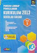 toko buku rahma: buku PANDUAN LENGKAP PEMBELAJARAN KURIKULUM 2013 SEKOLAH DASAR KELAS 5, penerbit animus
