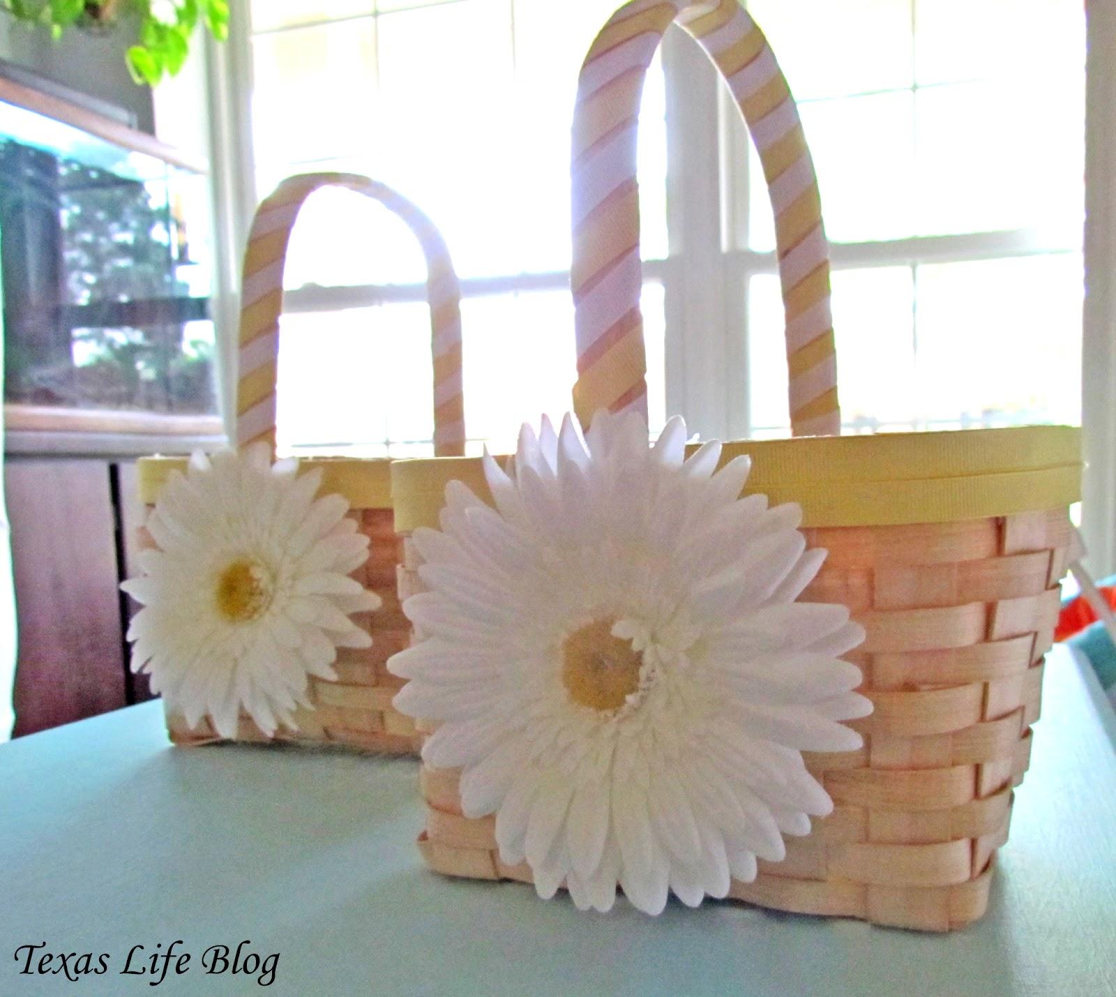 Huckleberry love diy flower girl baskets izmirmasajfo
