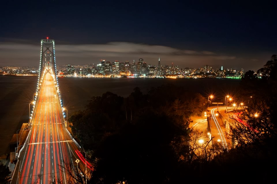 Захватывающие фотографии мостов