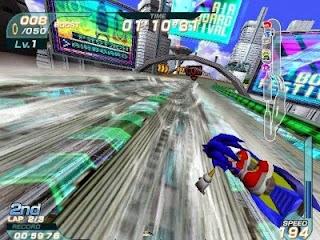 Sonic Riders Ps2 Iso Ntsc Mega Juegos Para PlayStation 2