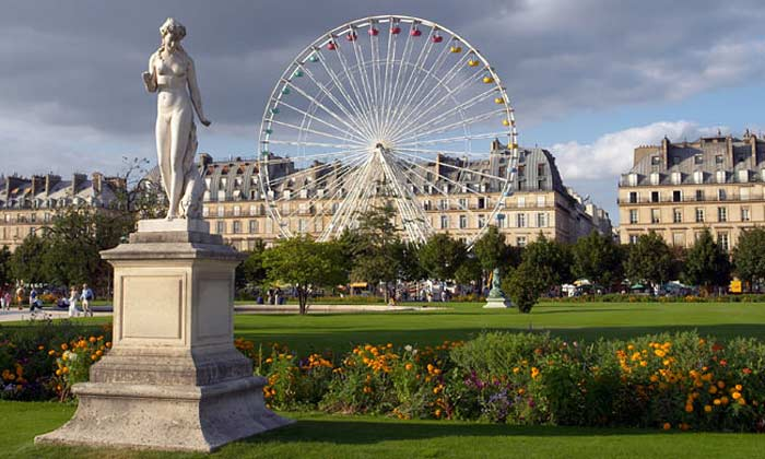 Rome florence paris blog jardin des tuileries paris for Paris tuileries
