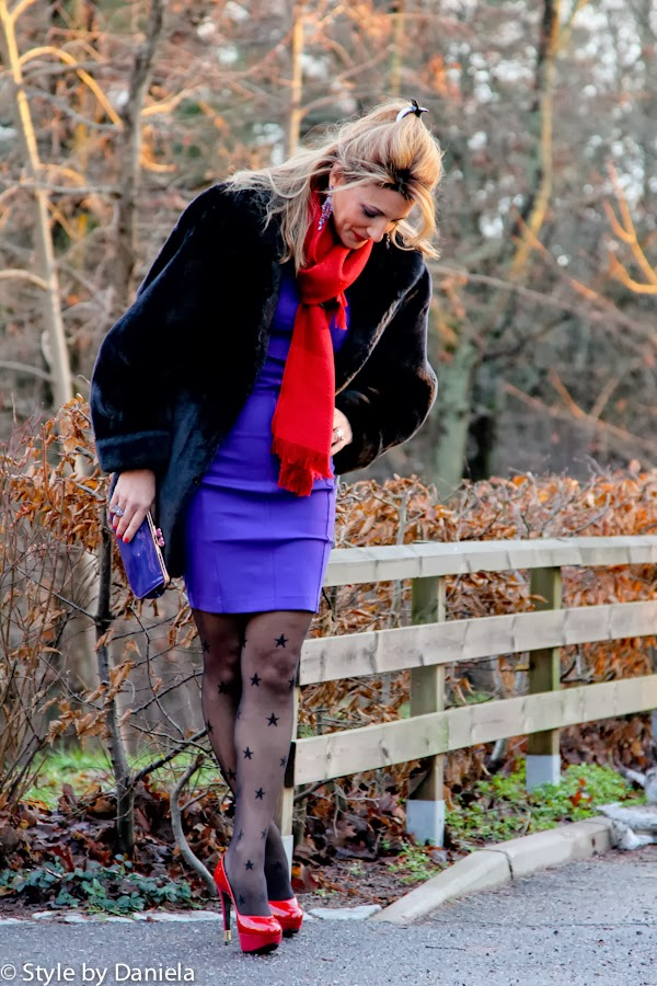 Fabulous dressed blogger woman from man corner daniela from italy