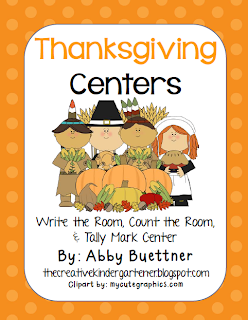 http://www.teacherspayteachers.com/Product/Thanksgiving-Centers-957404