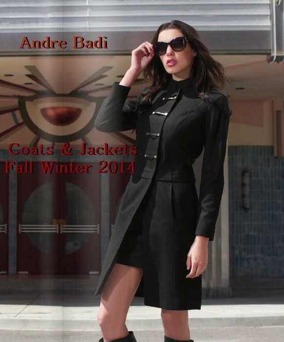 abrigo de Andre Badi Invierno 2014
