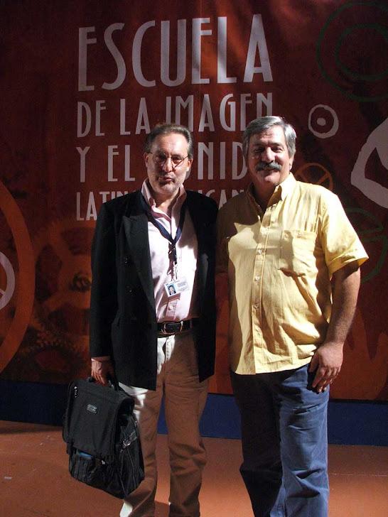 LANZAMIENTO DE LA ESCUELA DE LA IMAGEN Y EL SONIDO LATINOAMERICANOS