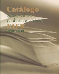 Catálogo general de publicaciones/2009-2010