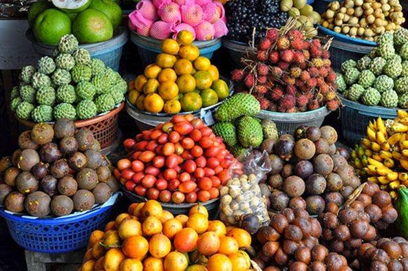 Pasar Tradisional Buah dan Sayuran Candikuning Bedugul