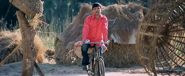 KRK can barely ride a cycle