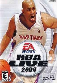 Download NBA Live 2004 PC RIP – 133 MB