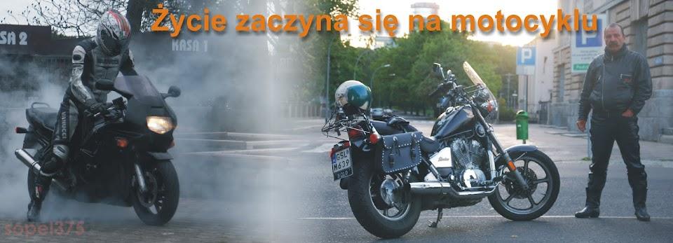 Życie zaczyna się na motocyklu