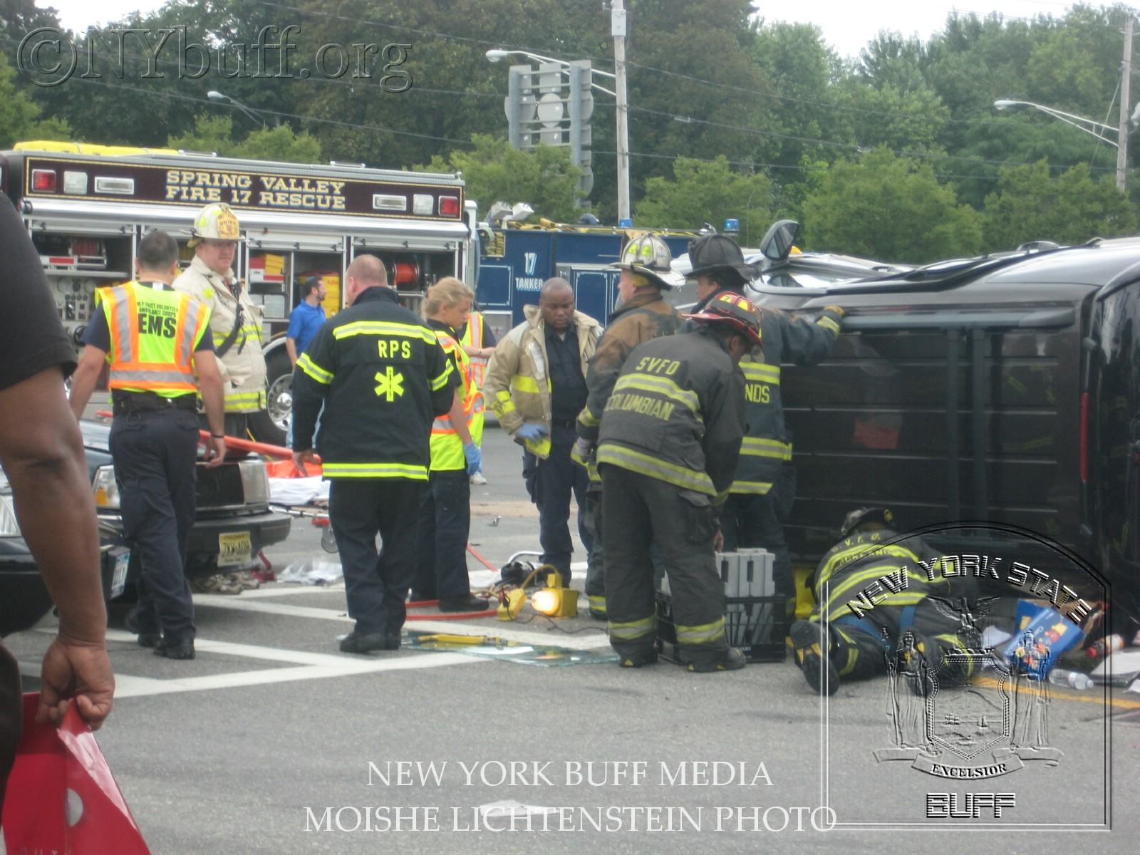 New york buff media august 2011 for Department of motor vehicles west haverstraw ny