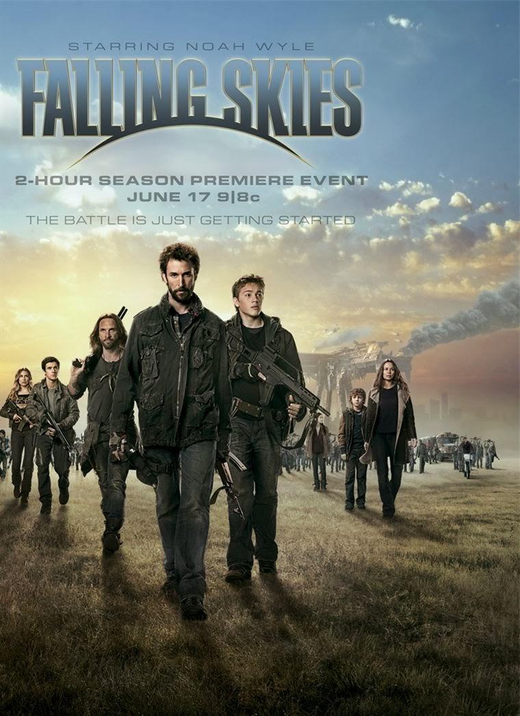 Mega in HD: Falling Skies 2 Temporada. [HD] [Mega]