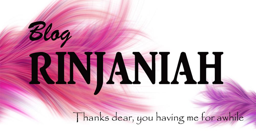 Blog Rinjaniah