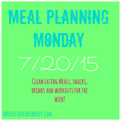 clean eating meal planning