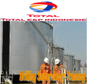 Total E&amp;P Indonesie Jobs Recruitment Drilling Supervisory Training July 2012