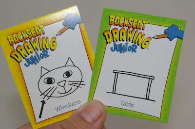 One Player Chooses A Card And The Other Players Draw He Does Not Let Anyone Else See The Card The Challenge For Him Is To Give Precise Directions So