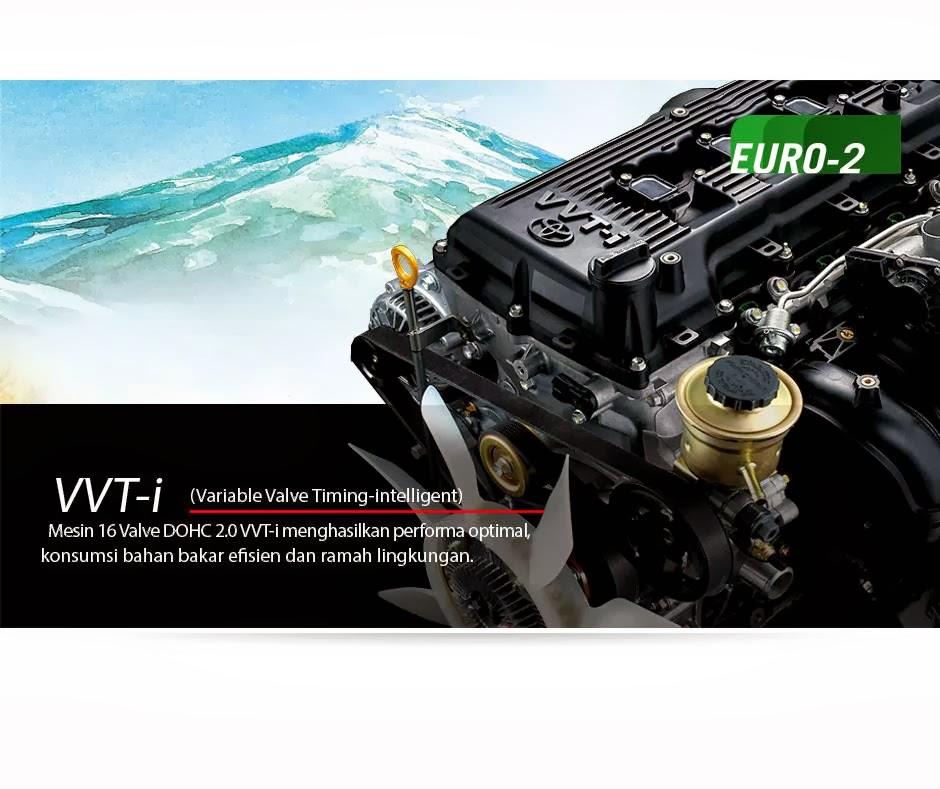 innova vvt-i engine