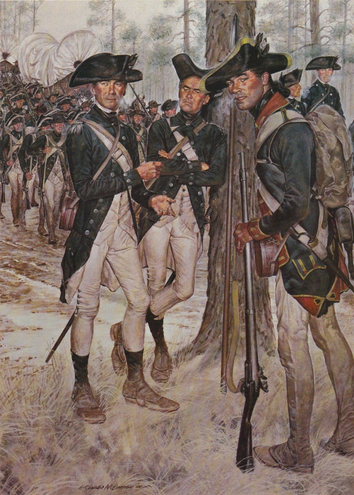 a history of revolution war Home united states history american revolution battles were the first in the american revolution marks the last major battle of the revolutionary war.