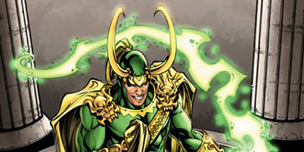 Perfect Hypnotize Loki Kids Stool Image